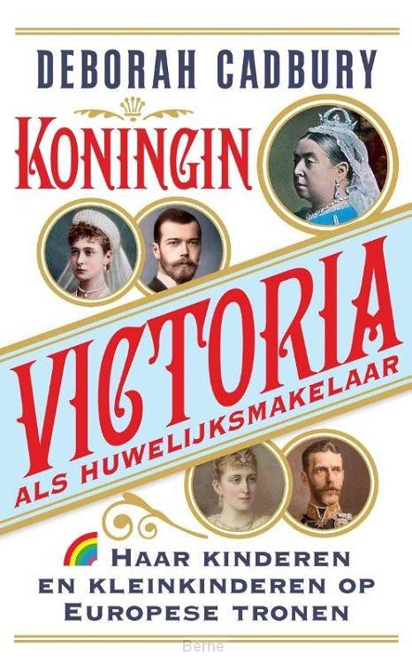 Koningin Victoria als huwelijksmakelaar