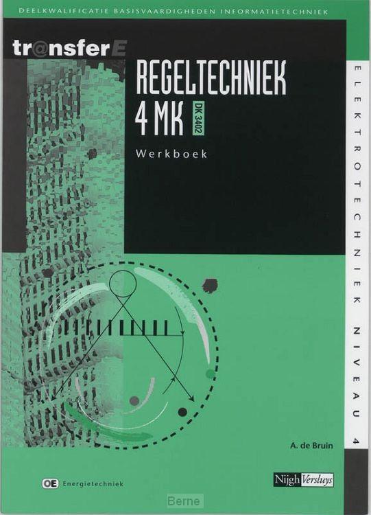 4 MK DK 3402 / Regeltechniek / Werkboek