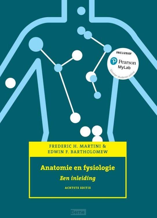 Anatomie en fysiologie, 8e editie met datzaljeleren.nl