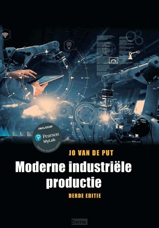 Moderne industriële productie, 3e editie met MyLab NL toegangscode