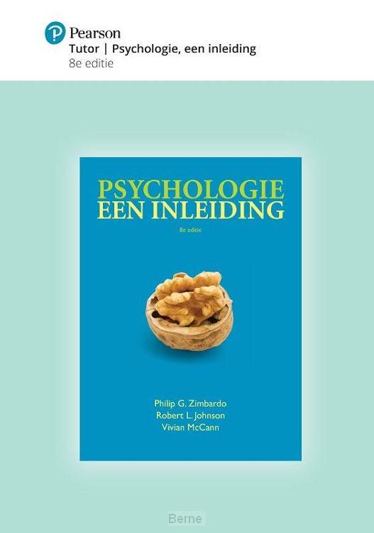 Tutor Psychologie, een inleiding, 8e editie