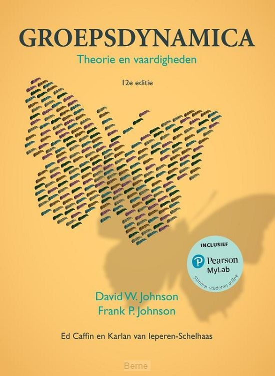Groepsdynamica, 12e editie met MyLab NL toegangscode
