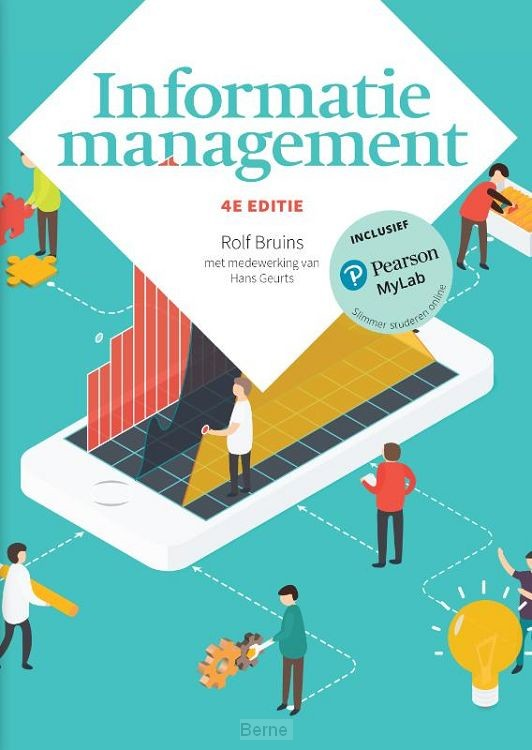 Informatiemanagement, 4e editie met MyLab NL toegangscode