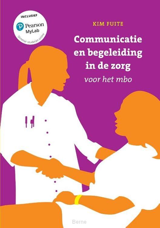 Communicatie en begeleiding in de zorg met MyLab NL toegangscode