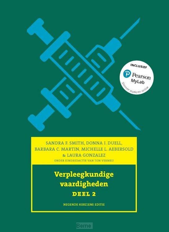 Verpleegkundige vaardigheden, 9e editie, deel 2 met MyLab NL toegangscode