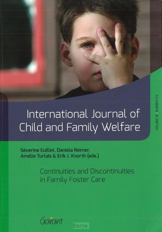 International Journal of Child and Family Welfare