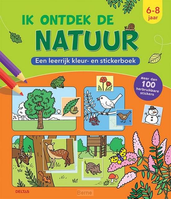 Ik ontdek de natuur / 6-8 jaar