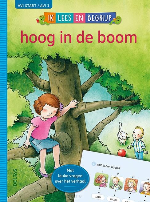 Ik lees en begrijp - hoog in de boom (AVI START / AVI 1)