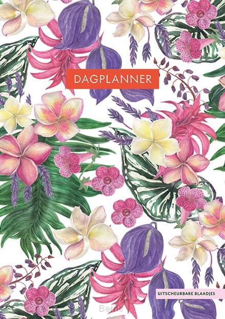Dagplanner - Tropical Flowers