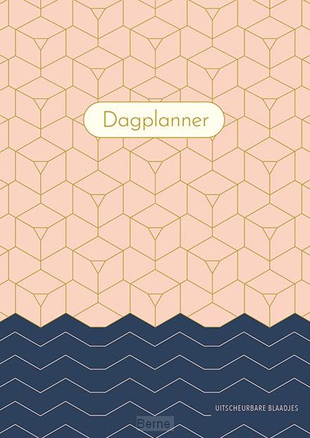 Dagplanner - Pink Patterns