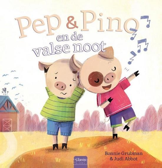 Pep en Pino en de valse noot