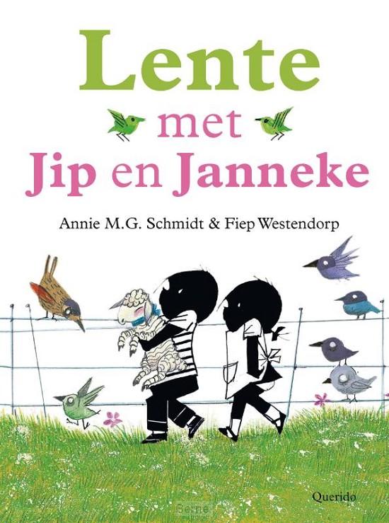 Lente met Jip en Janneke