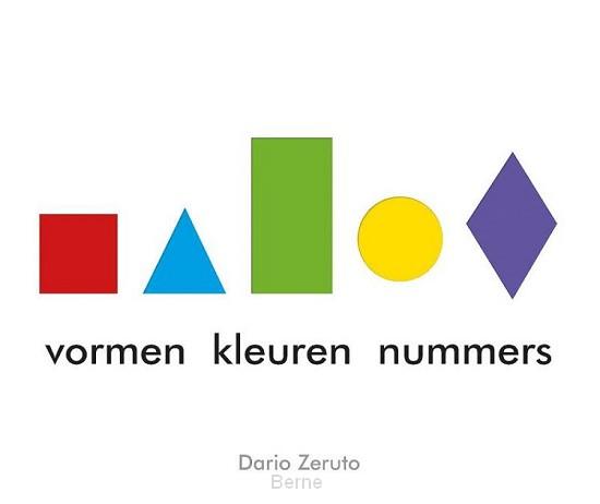 vormen kleuren nummers
