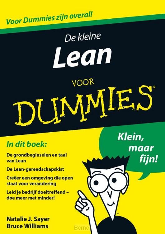 De kleine Lean voor Dummies