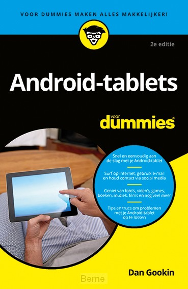 Android-tablets voor Dummie