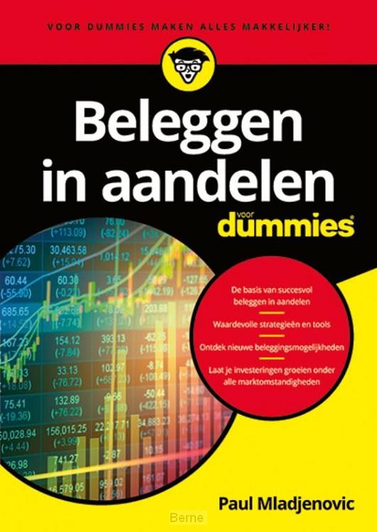 Beleggen in aandelen voor dummies