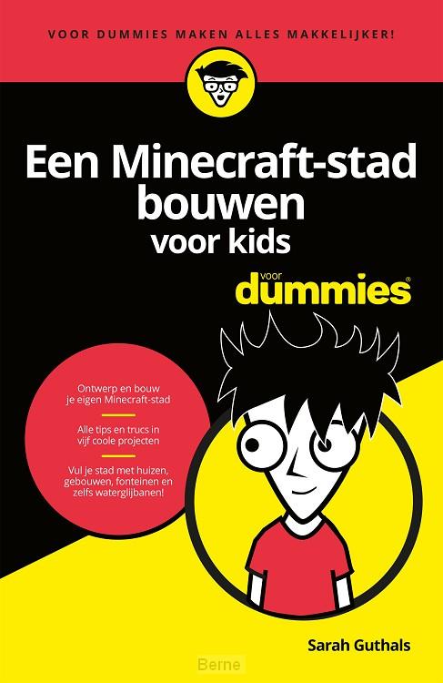Een Minecraft-stad bouwen voor kids voor Dummies