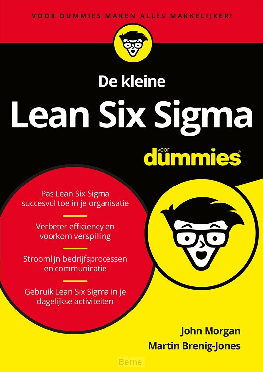 De kleine Lean Six Sigma voor dummies