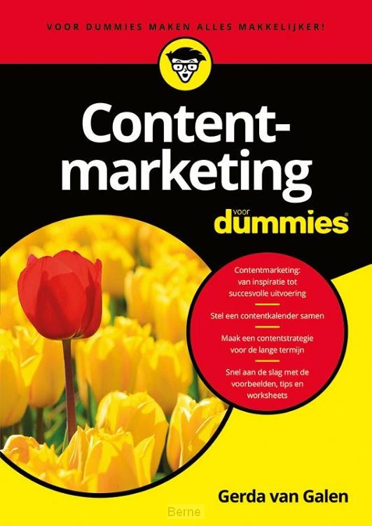 Contentmarketing voor Dummies