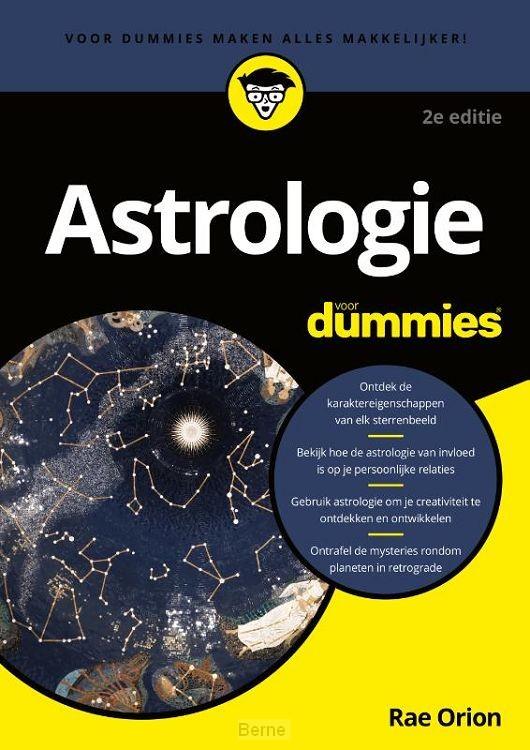 Astrologie voor Dummies, 2e editie