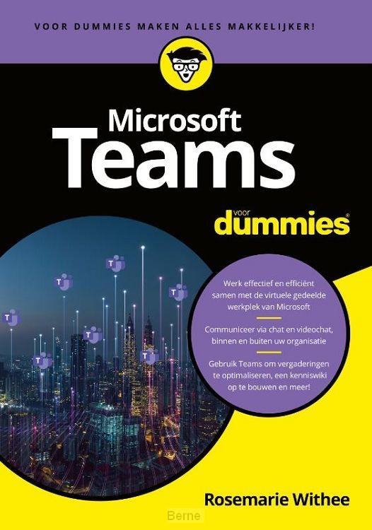 Microsoft Teams voor Dummies