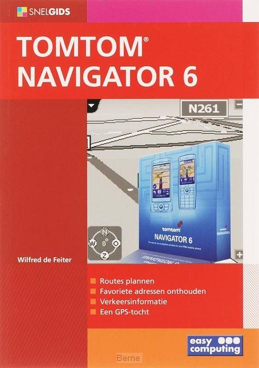 Snelgids Tom Tom navigator 6