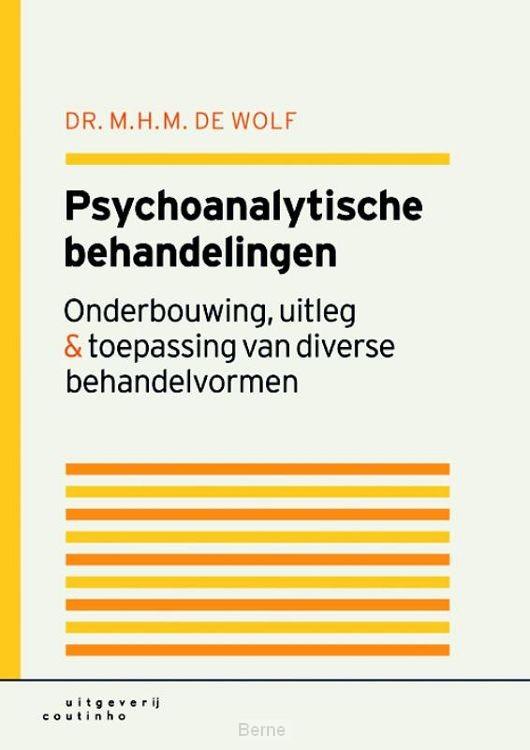 Psychoanalytische behandelingen