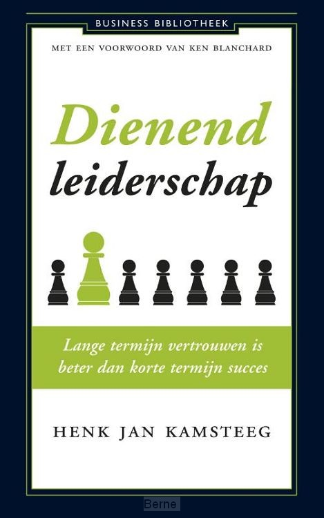 Dienend leiderschap