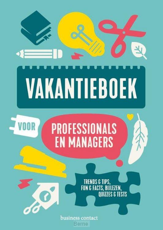 Vakantieboek voor professionals en managers 2020