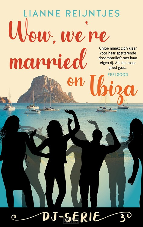 Wow, we're married on Ibiza