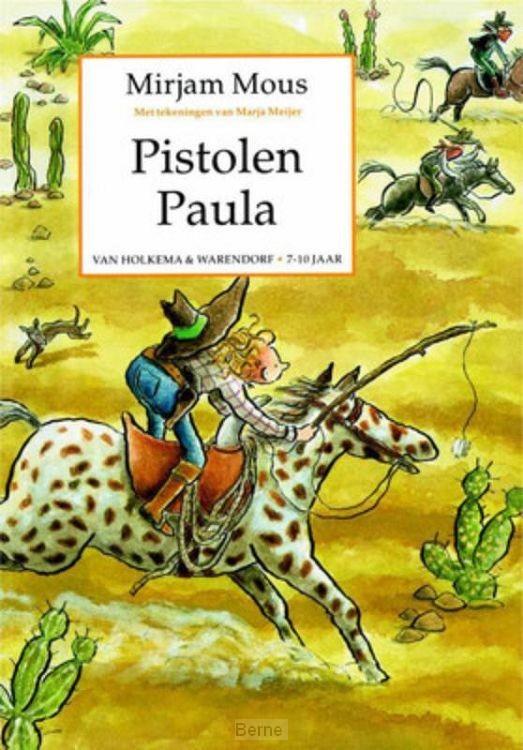 Pistolen Paula