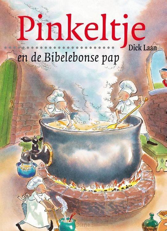 Pinkeltje en de Bibelebonse pap