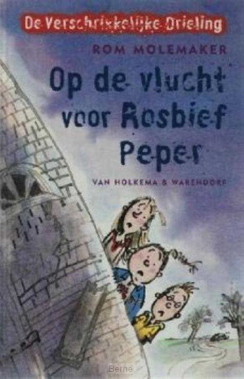 Op de vlucht voor Rosbief Peper