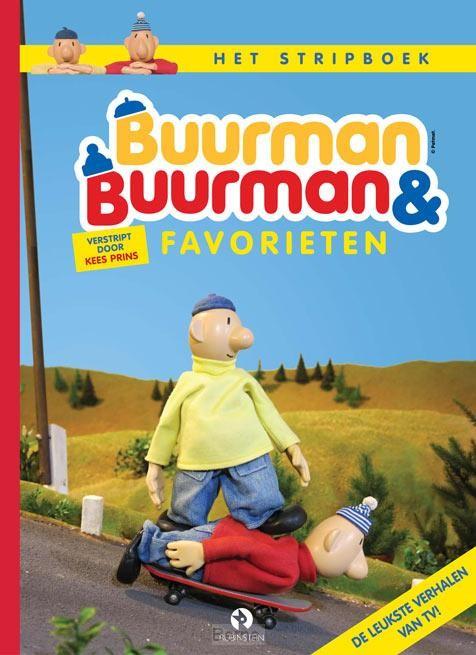 Buurman & Buurman favorieten, het stripalbum
