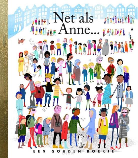Net als Anne