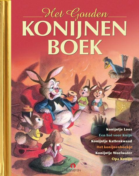 Het Gouden Konijnenboek