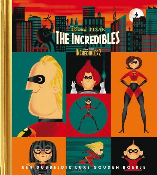 The Incredibles / 1 & 2