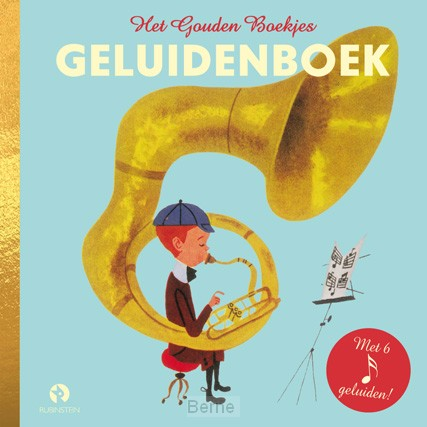 Gouden Boekjes Geluidenboek