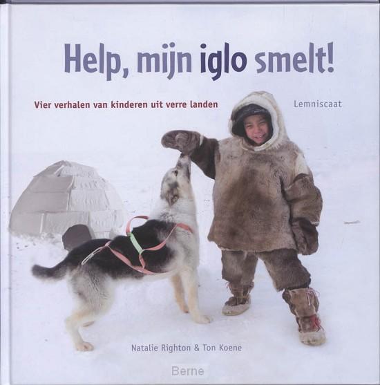 Help, mijn iglo smelt!