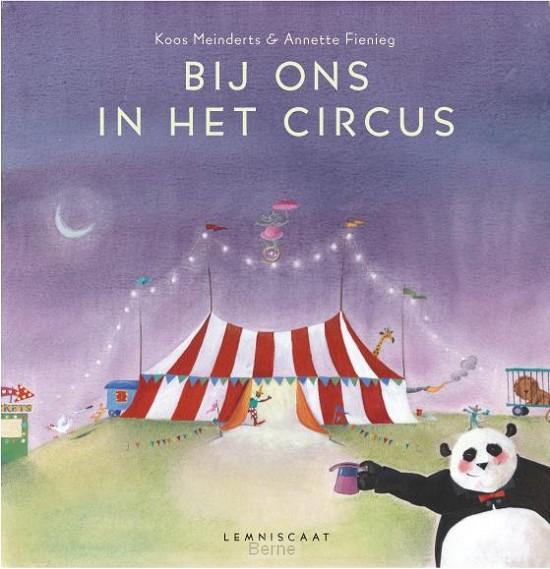 Bij ons in het circus