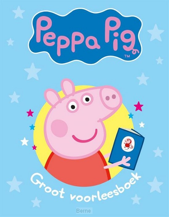 Peppa Pig - Groot voorleesboek