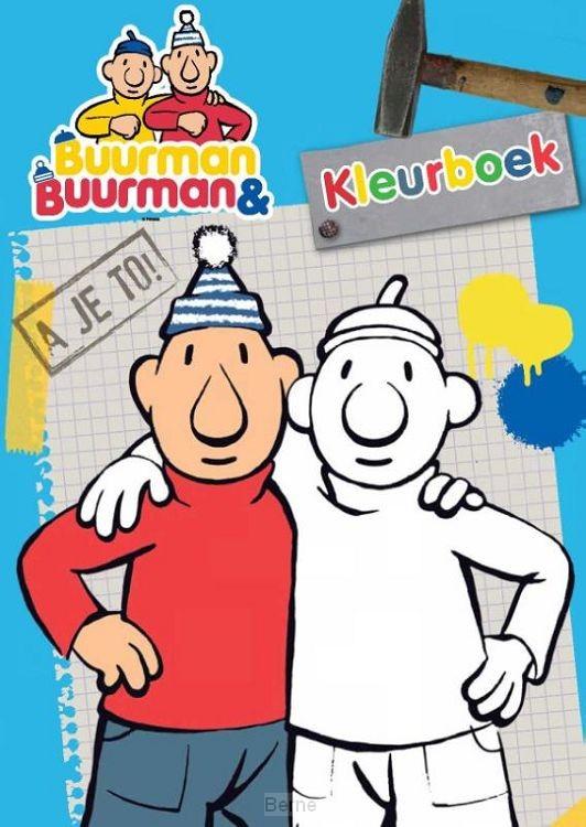 Buurman & Buurman kleurboek