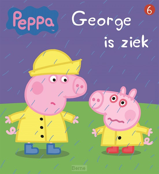 George is ziek