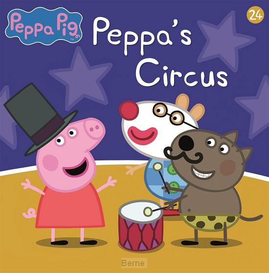 Peppa Pig - Peppa's circus (nr 24)