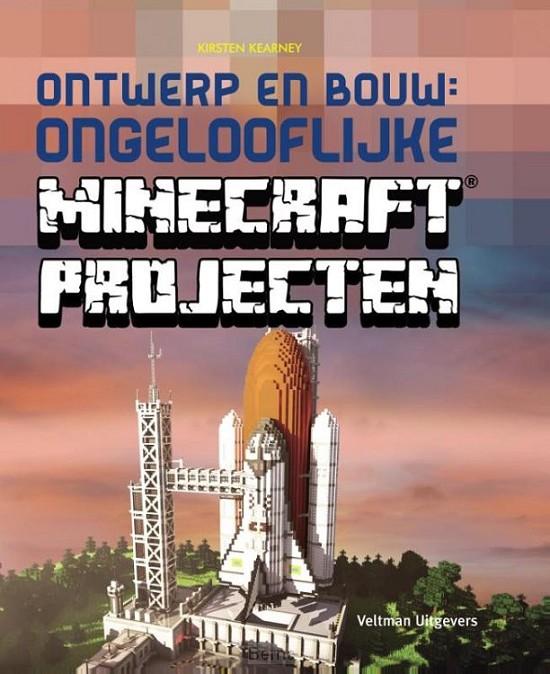 Ongelooflijke minecraft gebouwen