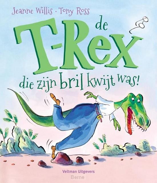 De T-Rex die zijn bril kwijt was