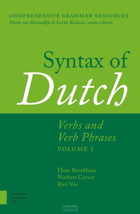 Syntax of Dutch