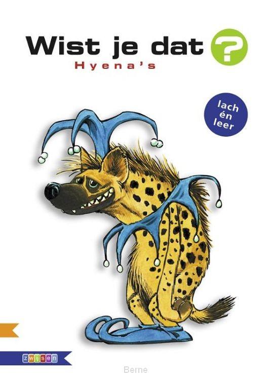 Wist je dat? Hyena's