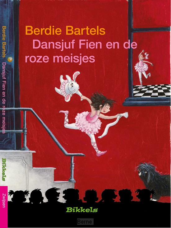 Dansjuf Fien en de roze meisjes