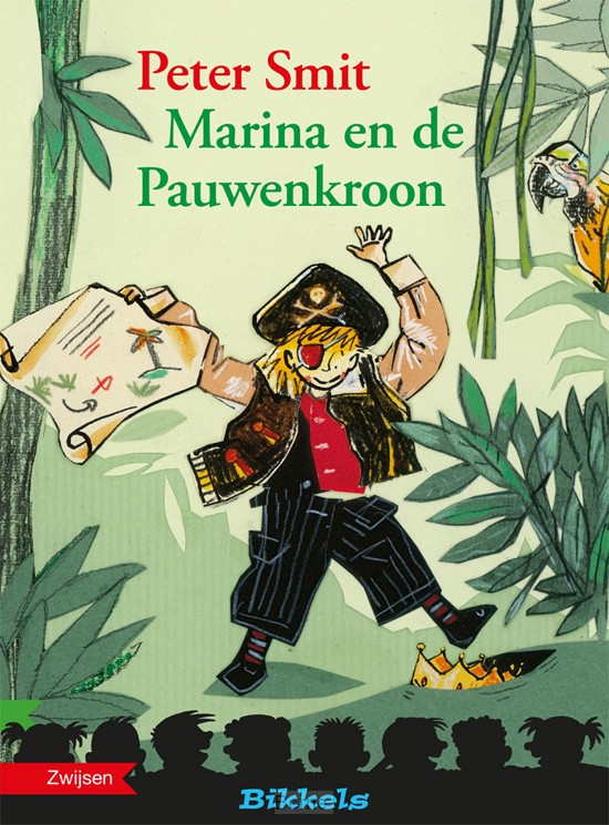 Marina en de Pauwenkroon